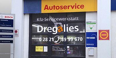 KFZ-Servicewerkstatt Dregalies in Kleve am Niederrhein