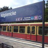 S-Bahnhof Altglienicke in Berlin