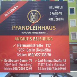 MV Pfandleihhaus GmbH in Berlin