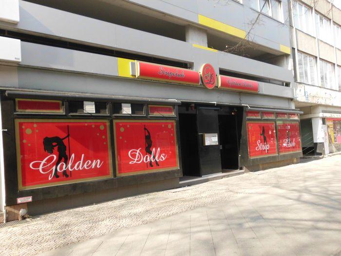 striptease club golden dolls fitta bilder