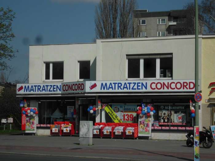 matratzen concord gmbh in berlin buckow im das