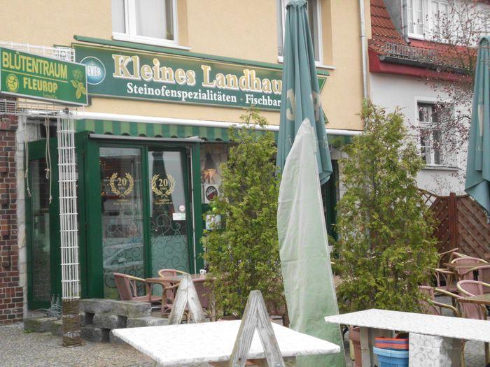 Kleines Landhaus Rudow kleines landhaus restaurant gastronomie 3 bewertungen berlin