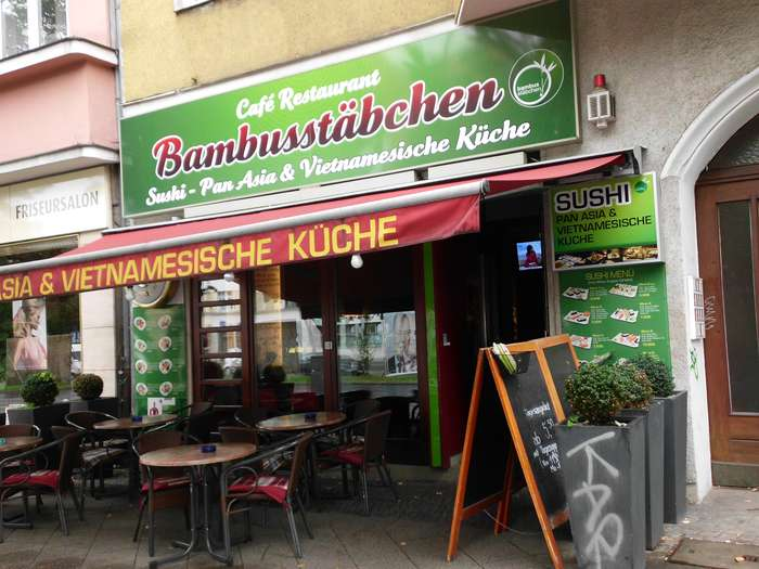 bambusst bchen vietnamesiches restaurant in berlin tempelhof im das telefonbuch finden. Black Bedroom Furniture Sets. Home Design Ideas