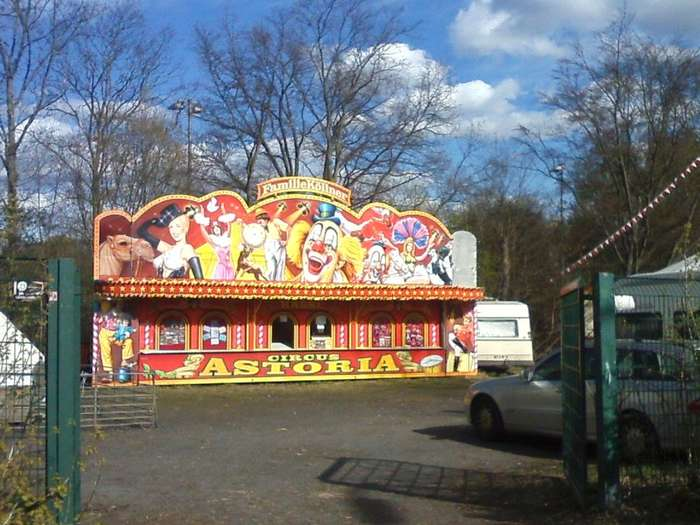 Circus Astoria Berlin