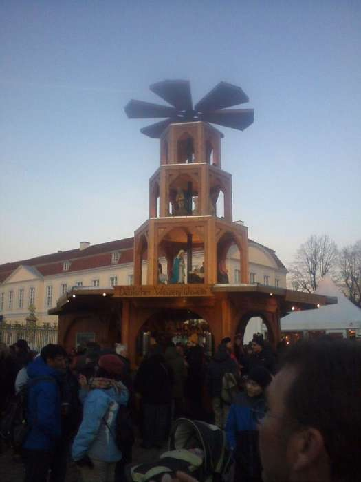 Weihnachtsmarkt Schloss Charlottenburg.Weihnachtsmarkt Am Schloss Charlottenburg 27 Bewertungen Berlin