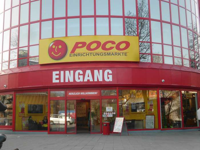 Poco Einrichtungsmärkte Gmbh In Berlin In Das örtliche