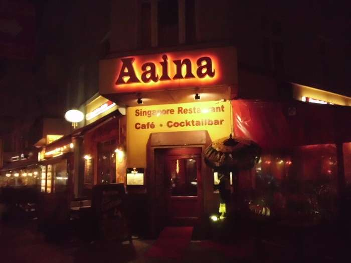 aaina singapore restaurant 4 bewertungen berlin tempelhof tempelhofer damm golocal. Black Bedroom Furniture Sets. Home Design Ideas