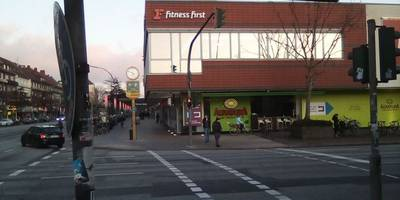 Fitness First Hamburg - Wandsbek in Hamburg