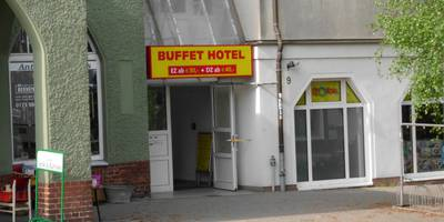 Hotel und Buffet China-Restaurant in Birkenwerder