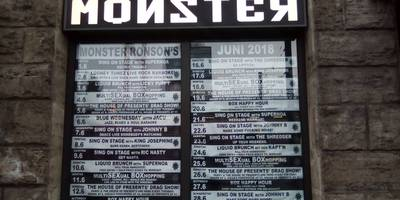 Monster Ronson's Ichiban Karaoke in Berlin