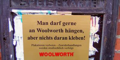 Woolworth in Berlin
