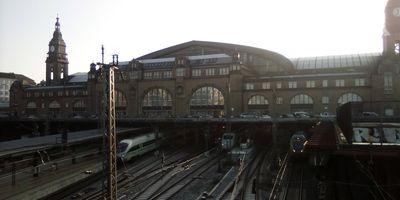 Hauptbahnhof Hamburg in Hamburg
