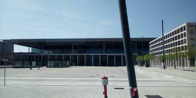 Flughafen Berlin Brandenburg BER Willy Brandt in Schönefeld bei Berlin