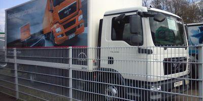 MAN Truck & Bus Service Berlin-Wildau in Wildau