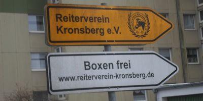 Reiterverein Kronsberg e.V. in Laatzen