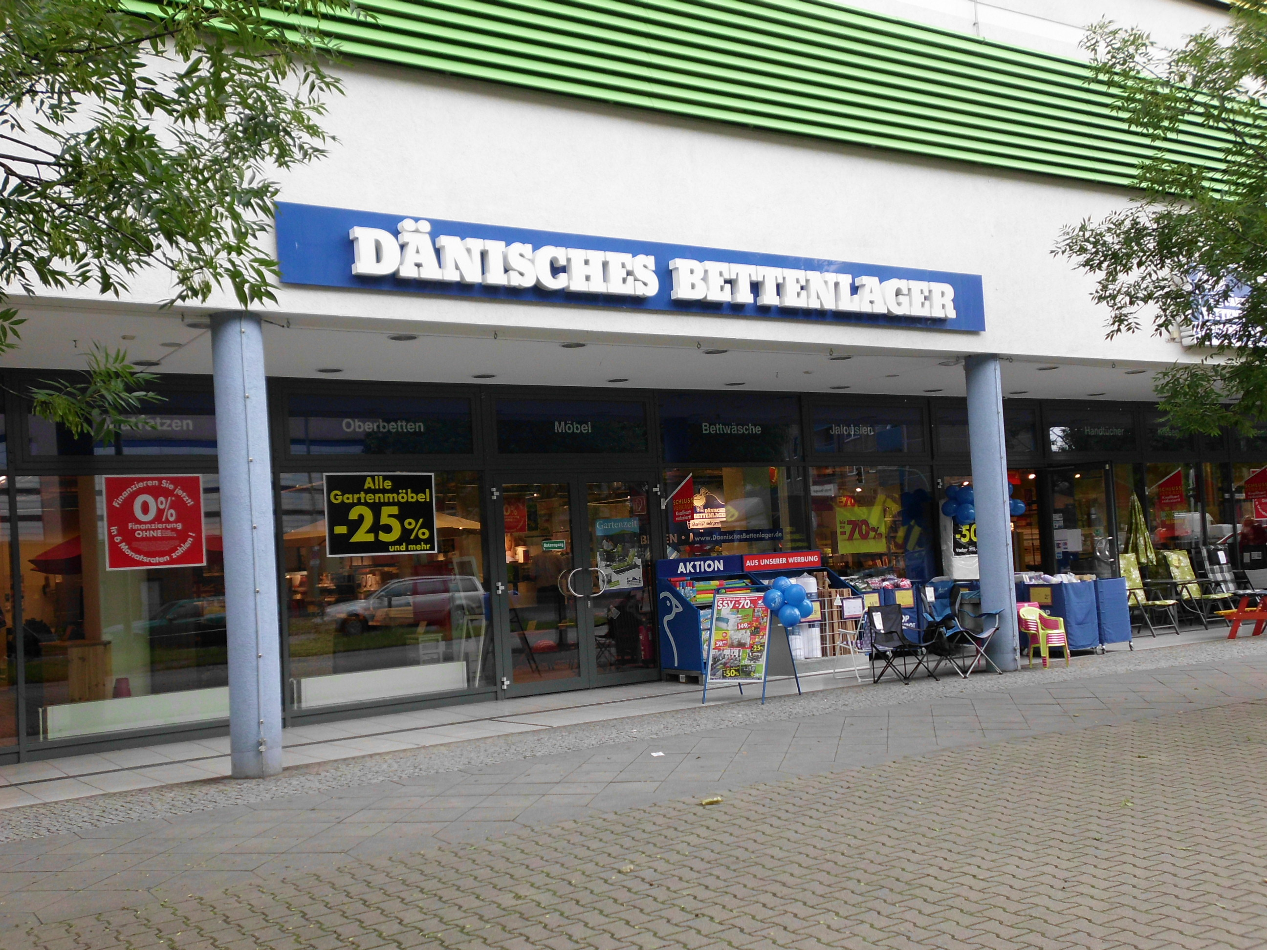 Danisches Bettenlager Gmbh Co Kg 12351 Berlin Gropiusstadt