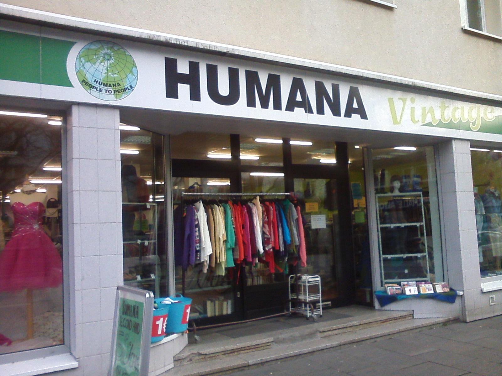 Hamburg Second Hand Kleidung