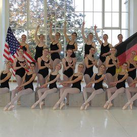 Bild zu DanceCenter No1 Inh. Natalie Böck und Istvan Nemeth Ballett- & Musicalakademie in Augsburg