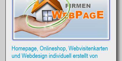 Firmen-Webpage in Düren