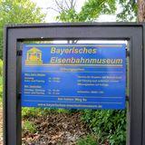Bayerisches Eisenbahnmuseum e.V. in Nördlingen