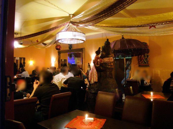 Yogi Haus Indisches Spezialitäten Restaurant 3