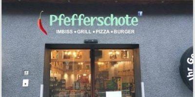 Pfefferschote Grill-Imbiss in Hagen in Westfalen