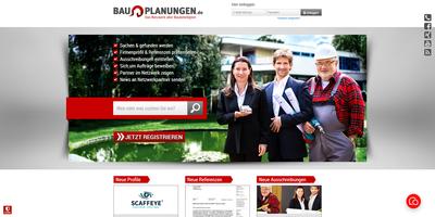 bauplanungen.de ein Service der planbuild webmarketing GmbH in Neustadt in Sachsen