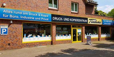 Druck- und Kopierzentrum Tiedeke GmbH in Hamburg