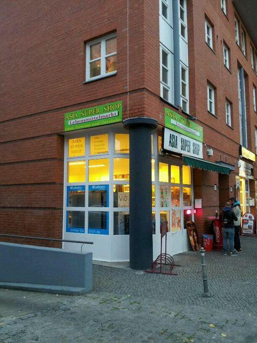 Bilder und Fotos zu Asia Super Shop Berlin - Indische ...