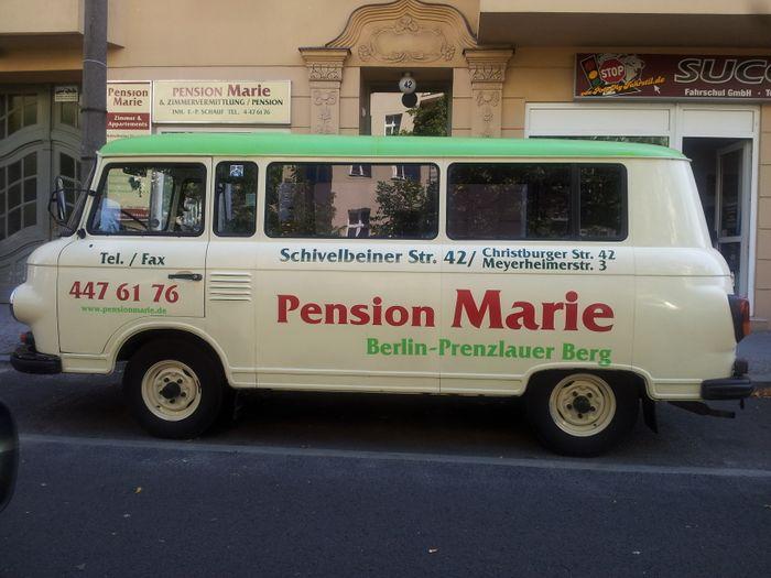 pension marie zimmer apartments 6 bewertungen berlin prenzlauer berg schivelbeiner. Black Bedroom Furniture Sets. Home Design Ideas