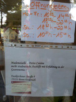 Mademoiselle Petite Cuisine Kleine Elsassische Kuche 3