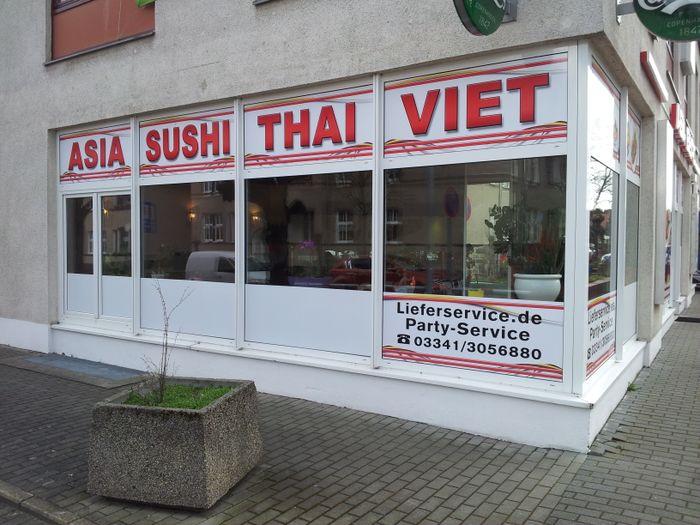 bewertung f r asia bistro strausberg sushi thai viet lieferservice von siri. Black Bedroom Furniture Sets. Home Design Ideas