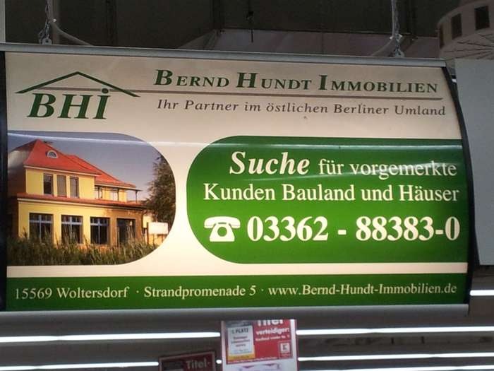 Immobilien Hundt bernd hundt immobilien in woltersdorf gmbh 1 foto woltersdorf