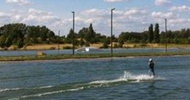 Wasserskilift Großbeeren - Wake UP wakeboarding in Großbeeren