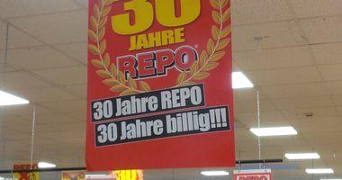 REPO-Markt Rest- und Sonderposten GmbH, Zentrale in Ilsede