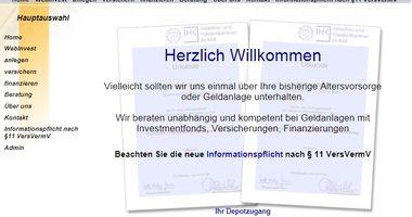 Finanzmanagement Andreas Heinz - Fachwirt für Finanzberatung e.K in Hohenmölsen