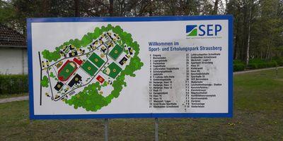 SEP - Sport - und Erholungspark Strausberg GmbH in Strausberg