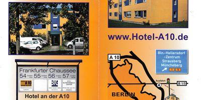 Hotel A10 in Fredersdorf-Vogelsdorf