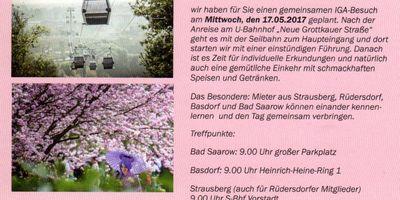Neues Wohnen Wohnungsgenossenschaft eG in Strausberg
