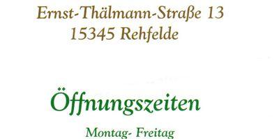 TZR - Therapiezentrum Rehfelde in Rehfelde