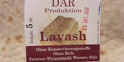 DAR Produktion - Lavash Brot, Produktionsstätte in Bad Segeberg