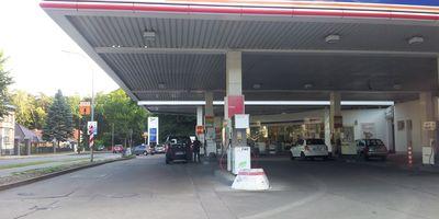 Elan-Tankstelle in Strausberg