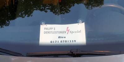 """Philipp's Dienstleistungen """"Spezial"""" - Elektrotechnik, Events, Paraden, temporäre Stromversorgung, Veranstaltungen in Bernau bei Berlin"""