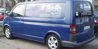 nice air, Tobias Glaschke - Klimaanlagen, Service, Neubau in Fredersdorf-Vogelsdorf