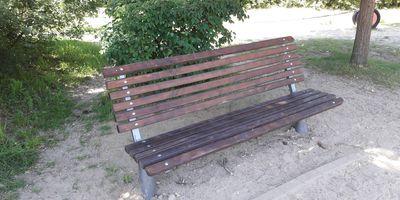 Spielplatz am SüdCenter in Strausberg