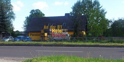 Pension An der B1 in Vogelsdorf Gemeinde Fredersdorf-Vogelsdorf