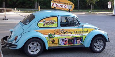 Jumpini - Hüpfburgwelt und -Verleih, Eventkonzepte, Musterpark in Strausberg