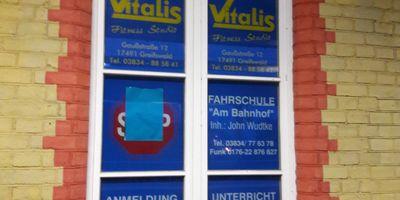 """Fahrschule """"Am Bahnhof"""", Inh. John Wudtke in Greifswald"""