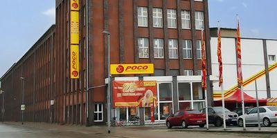 POCO Einrichtungsmarkt Magdeburg in Magdeburg