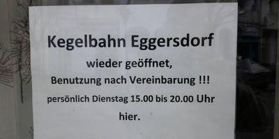 Café 89 (Kegelbahn) in Eggersdorf Gemeinde Petershagen-Eggersdorf